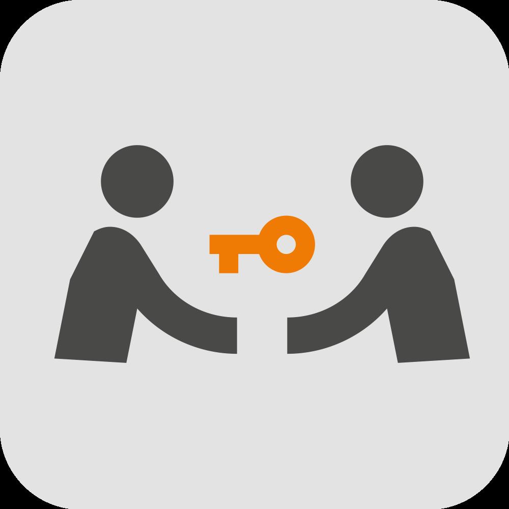 Share Economy Icon